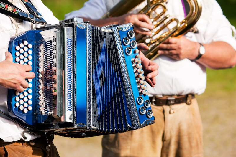 13 Traditional German Musical Instruments you Should Know